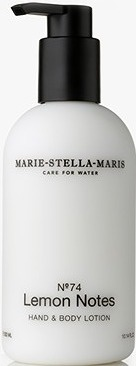 Marie-Stella-Maris No.74 Lemon Notes Hand & Bodylotion
