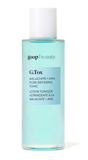 Goop Beauty G.Tox Malachite And Aha Purifying Tonic