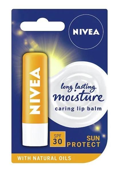 Nivea Sun Sun Protect Caring Lip Balm SPF 30
