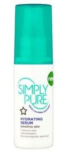 Superdrug Simply Pure Hydrating Serum