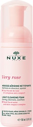 Nuxe Very Rose Cleansing Foam