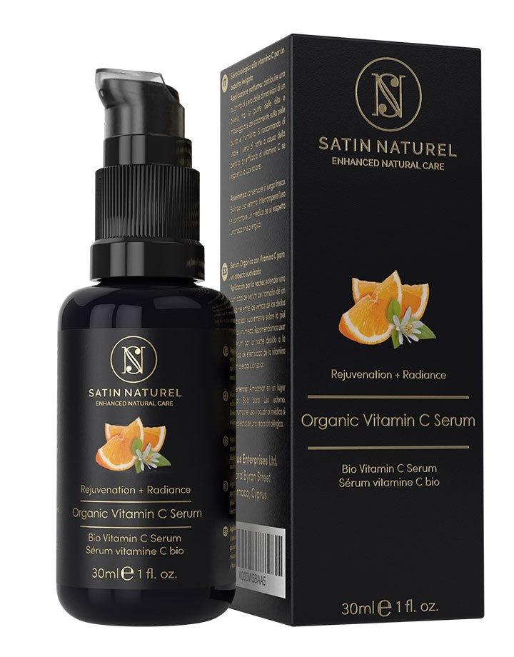 Satin Naturel Bio Vitamin C Serum