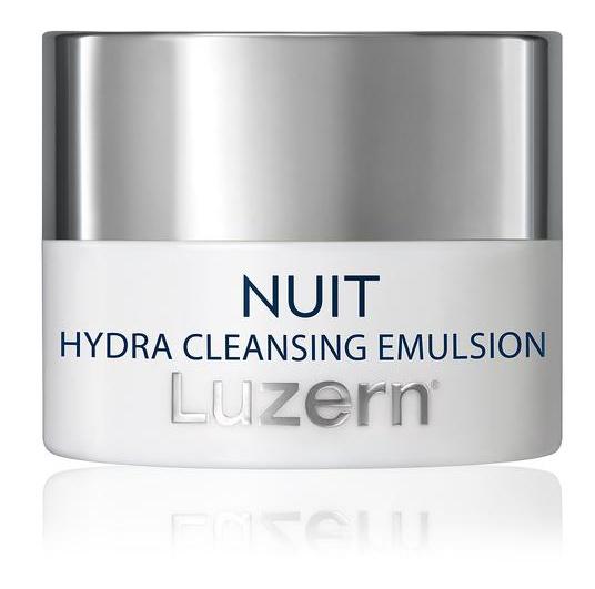 Luzern Laboratories Nuit Hydra Cleansing Emulsion