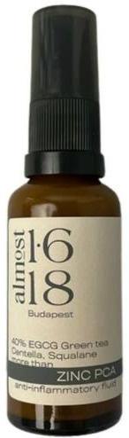 almost 1.618 Zinc PCA + Centella + Green Tea Anti-inflammatory Fluid