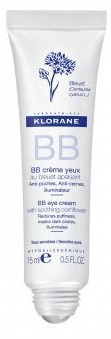 Klorane BB Eye Cream/Anti-Fatigue Eye Roll-On