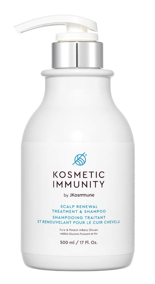 Kosmetic Immunity by JKosmmune Scalp Renewal Treatment & Shampoo