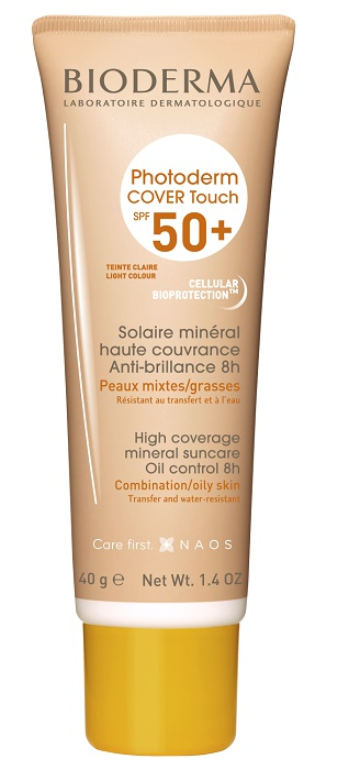 Bioderma Photoderm Cover Touch Spf 50+