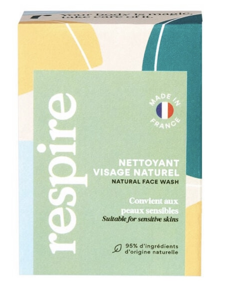 Respire Solid Face Cleanser