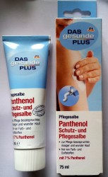 Das gesunde Plus Panthenol Schutz- Und Pflegesalbe