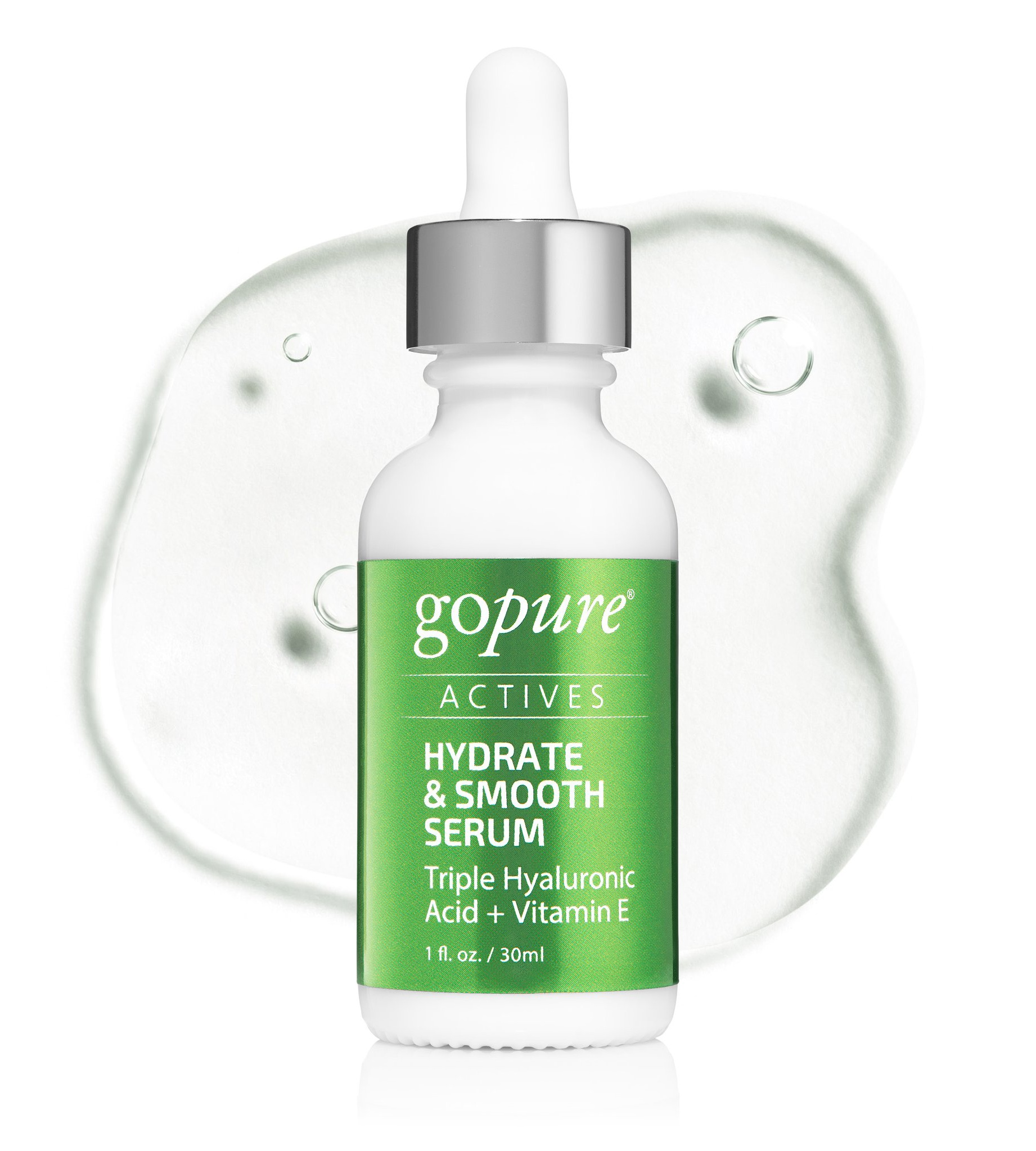 goPure Beauty Actives Hydrate & Smooth Serum