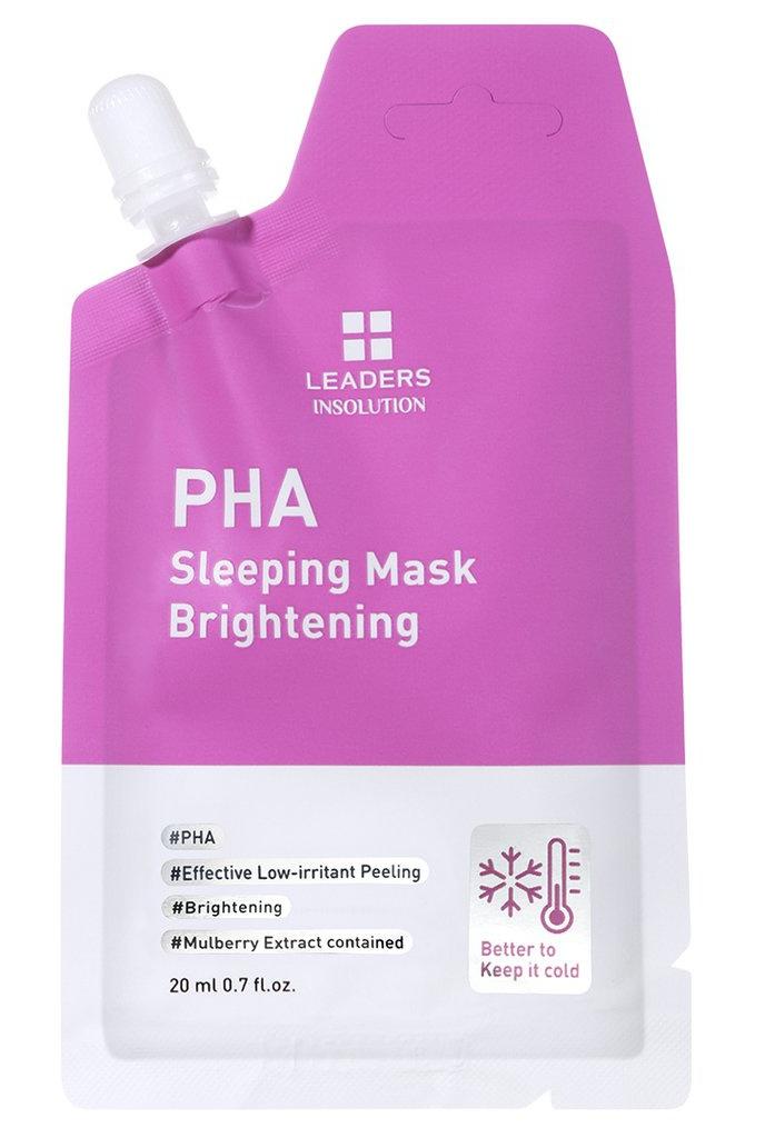 Leaders Insolution PHA Sleeping Mask Brightening