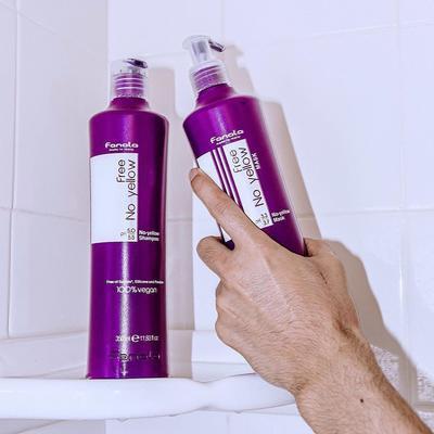 Fanola Original No Yellow Purple Shampoo