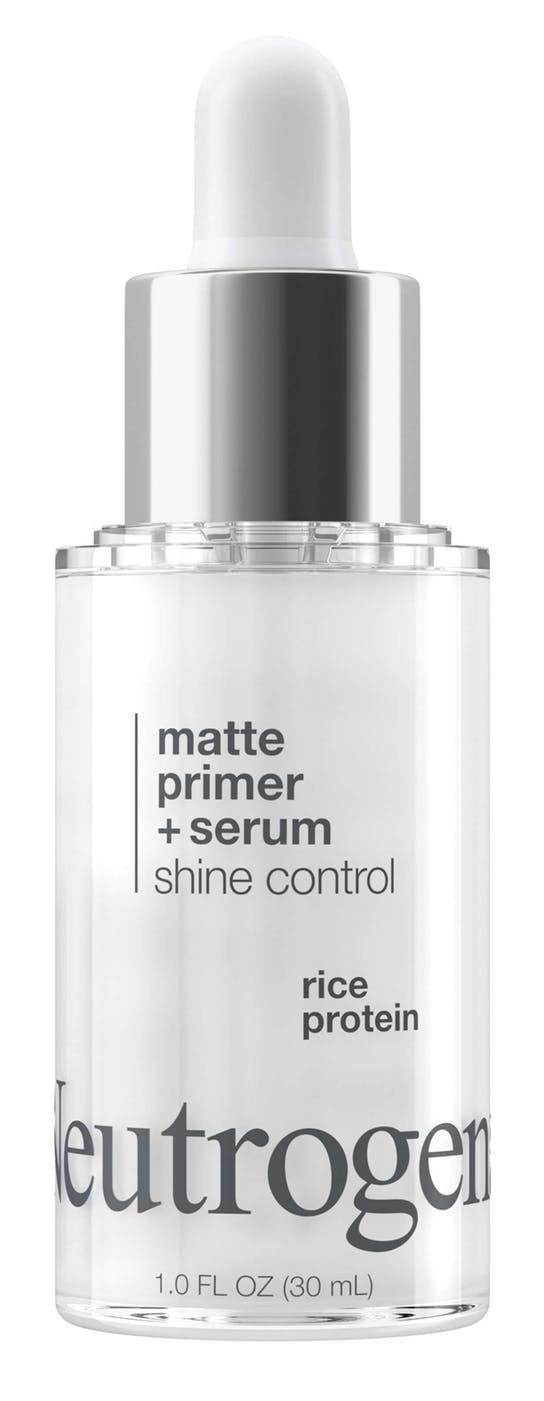 Neutrogena Shine Control Matte Booster Face Primer + Serum