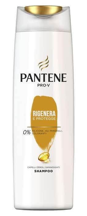 Pantene Shampoo Rigenera E Protegge