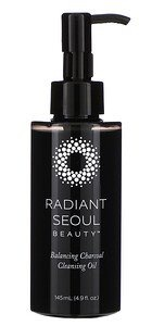 Radiant Seoul , Balancing Charcoal Cleansing Oil