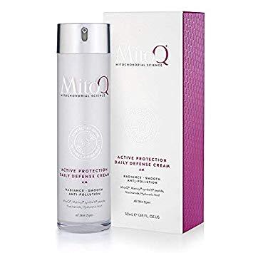 MitoQ Active Protection Daily Defense Cream - Am