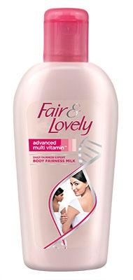 Fair & Lovely Body Fairness Milk