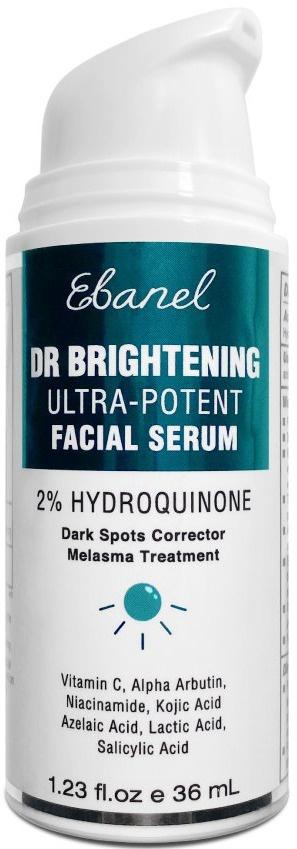 Ebanel Skincare Dr Brightening Ultra-Potent Facial Serum