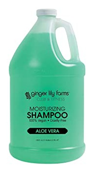 ginger lily farms Club & Fitness Aloe Vera Moisturizing Shampoo