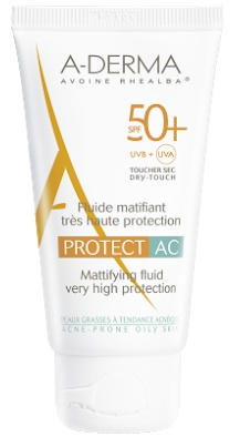 A-Derma Protect Ac - Spf 50+