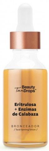 Beauty Drops Erythrulose + Pumpkin Enzymes Self Tan Drops