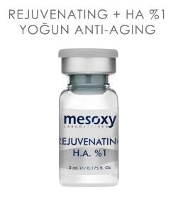 mesoxy Rejuvenating + Ha 1% / Yoğun Antiaging
