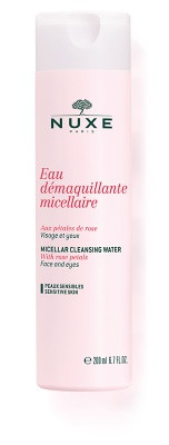 Nuxe Micellar Water With Rose Petals