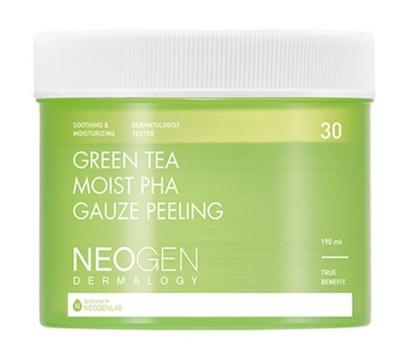 Neogen Dermalogy Green Tea Moist PHA Gauze Peeling