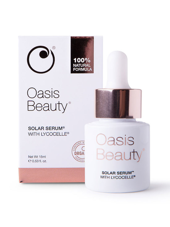 Oasis Beauty Natural Solar Serum® With Lycocelle®