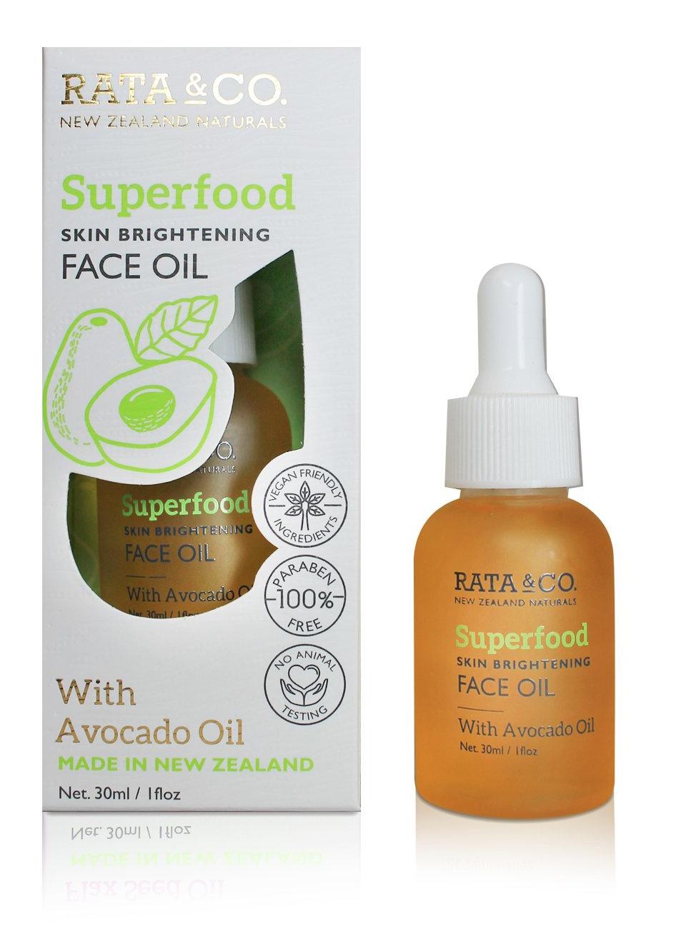 Rata & Co Avocado Oil