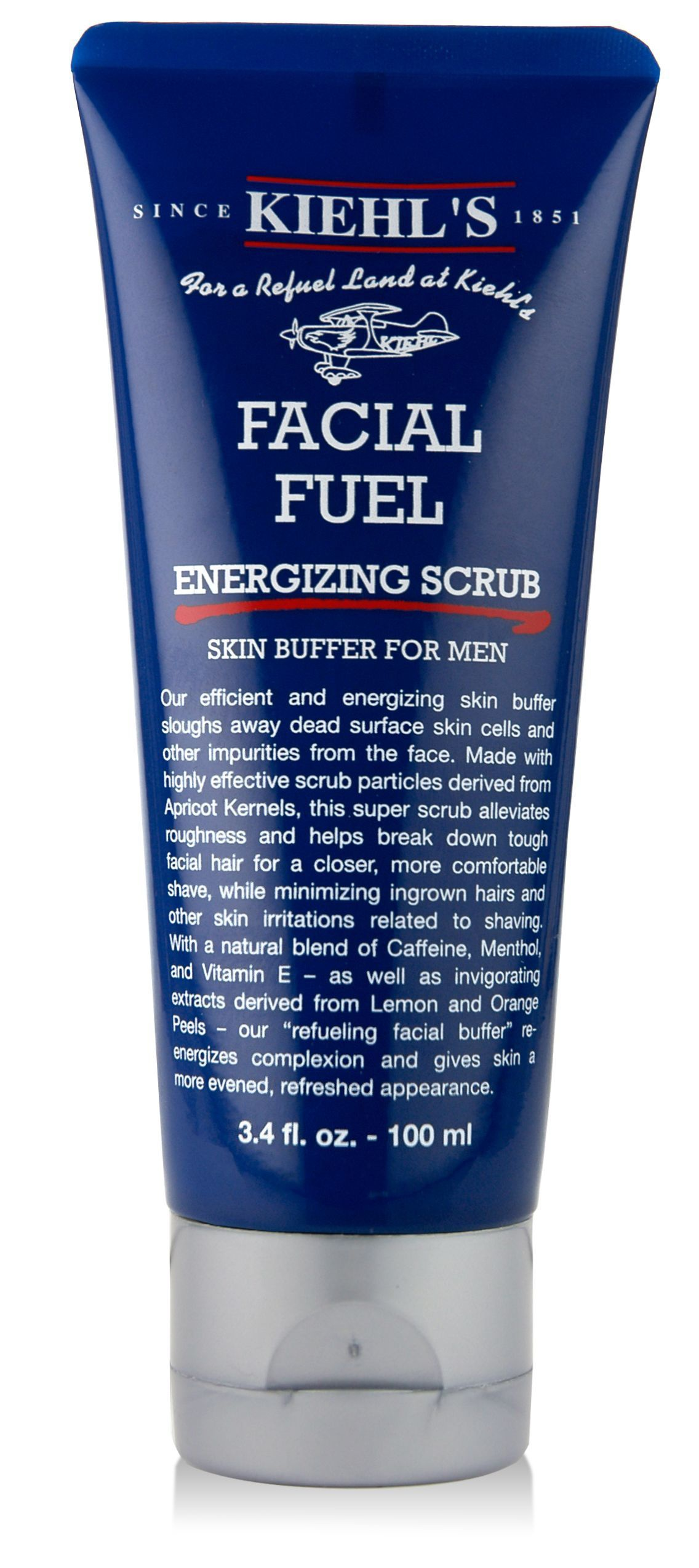 Kiehl's Facial Fuel Energizing Face Scrub