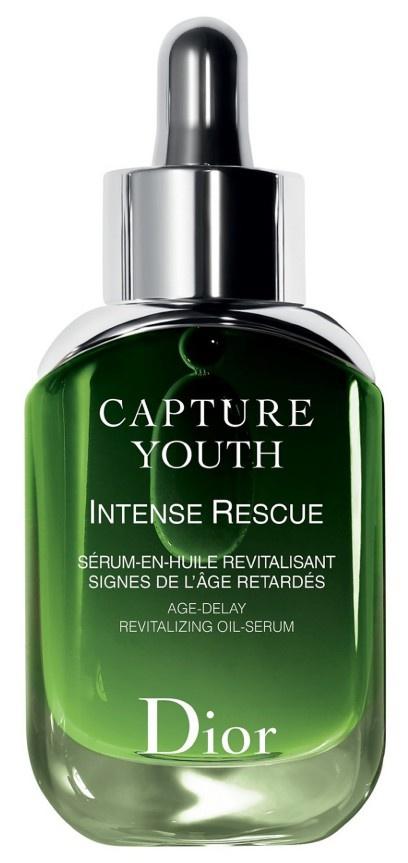 Dior Capture Youth Intense Rescue Age-Delay Revitalizing Oil-Serum