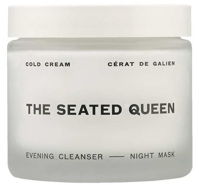 The Seated Queen The Cold Cream