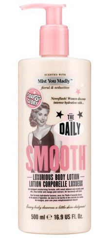Soap & Glory Daily Smooth Body Lotion