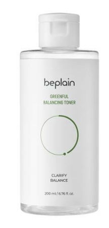 Be Plain Greenful Balancing Toner