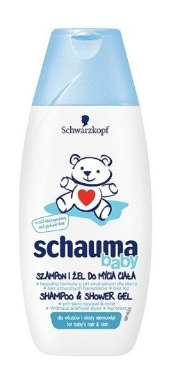 Schauma Baby Shampoo And Washing Gel