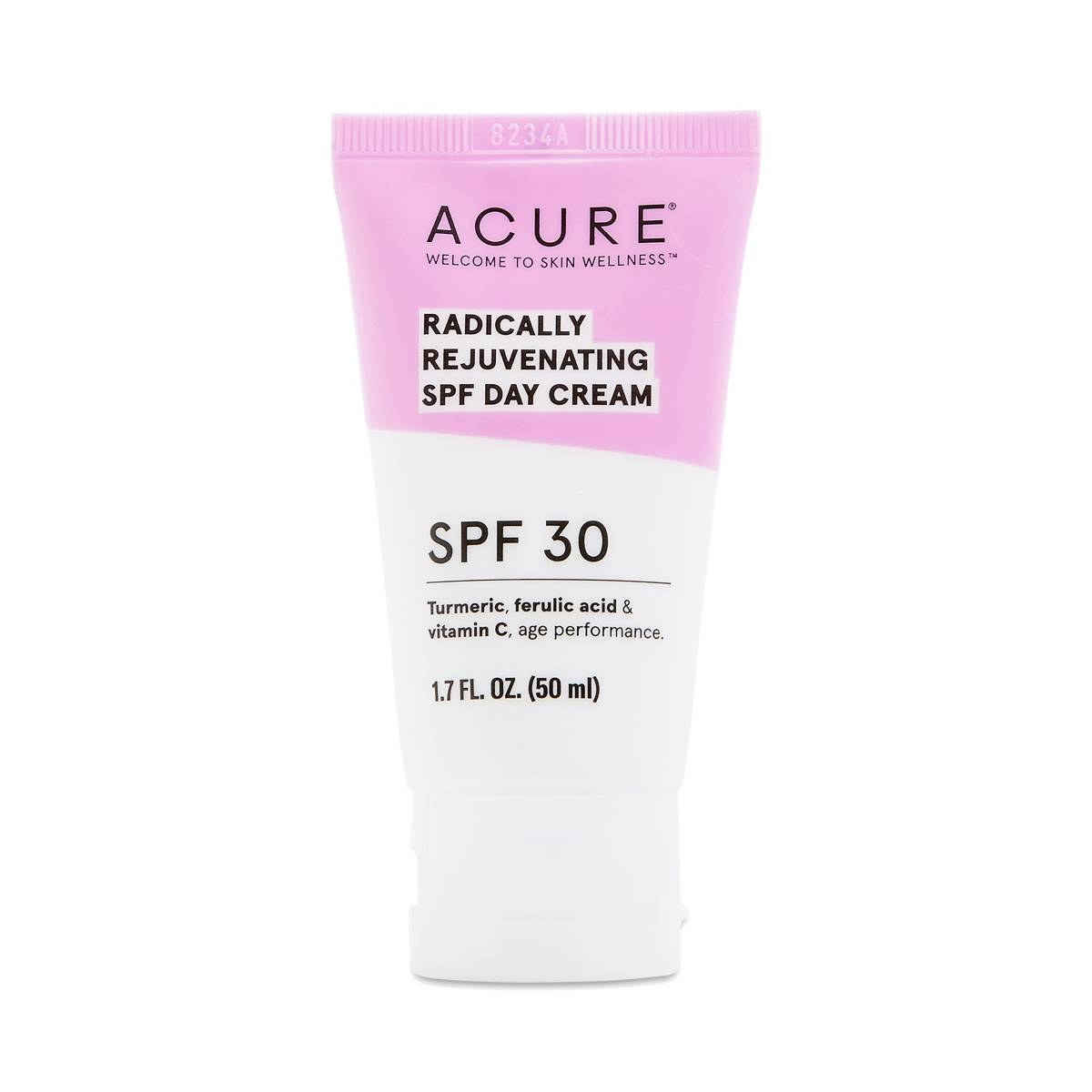 Acure Radically Rejuvenating Spf30 Day Cream