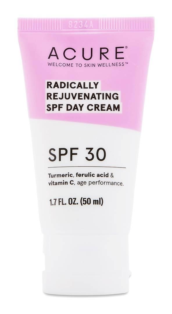 Acure Radically Rejuvenating Spf30 Day Cream