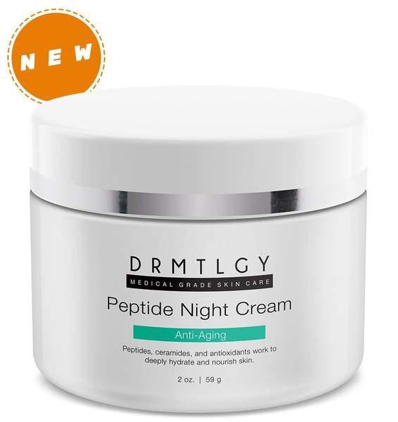 DRMTLGY Peptide Night Cream