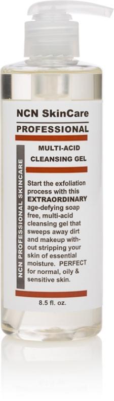 NCN PRO SKINCARE Multi-Acid Cleansing Gel