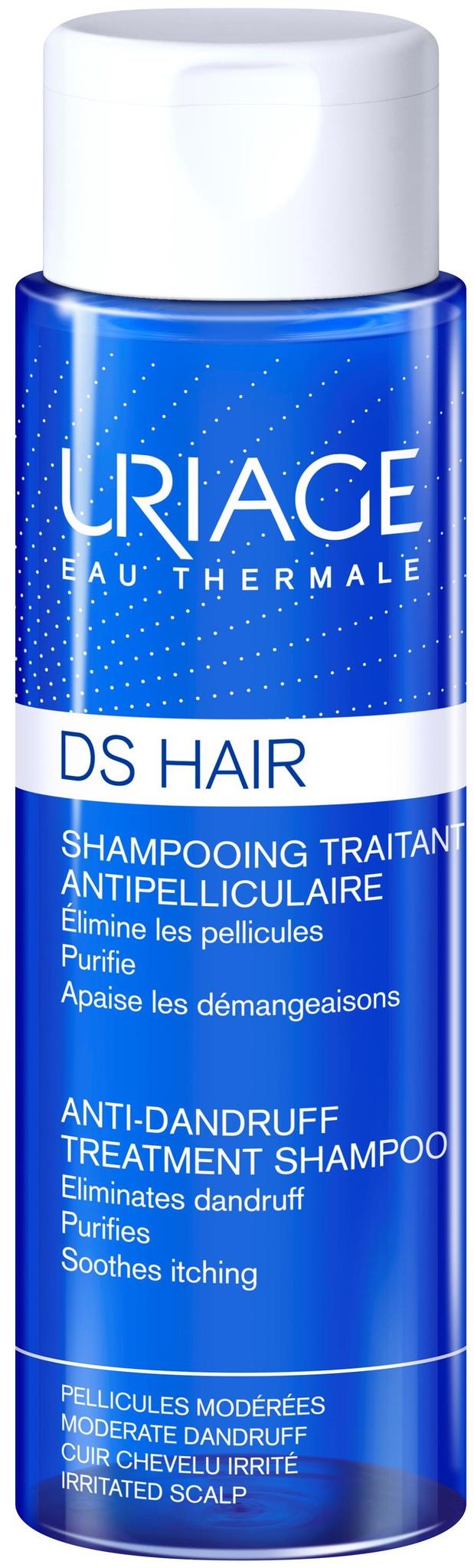 Uriage DS Hair Anti-dandruff Treatment Shampoo