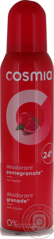 Cosmia Deodorant