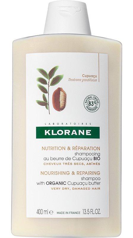 Klorane Shampoo With Organic Cupuaçu Butter