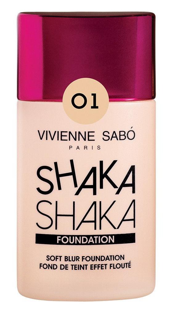 Vivienne Sabo Shaka Shaka Foundation