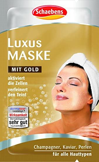Schaebens Gold Maske