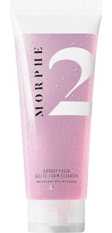Morphe 2 Bubbly Fresh Gel-To-Foam Cleanser