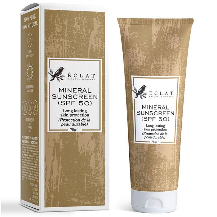 Eclat Mineral Sunscreen Spf 50 Sunblock