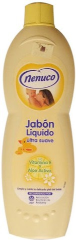 NENUCO Jabón Líquido Ultra Suave