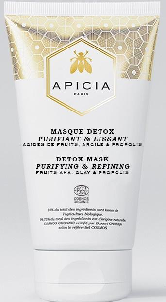Apicia Detox Mask Purifying & Refining