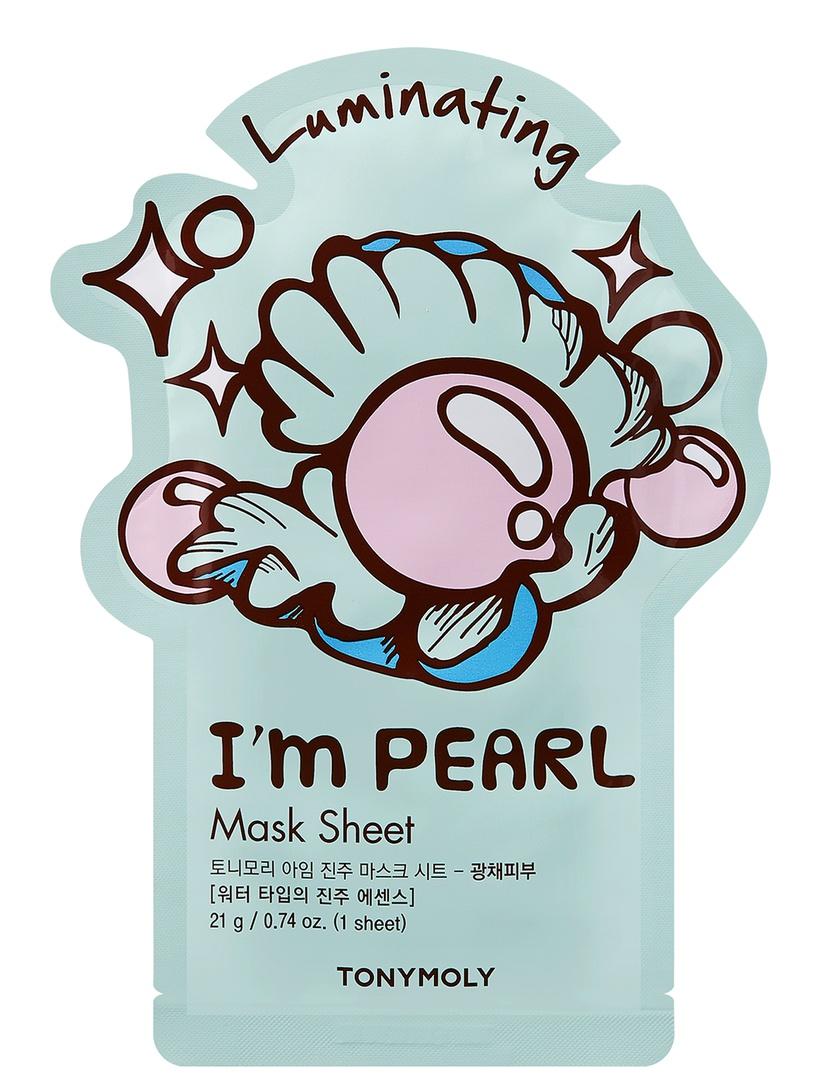 TonyMoly I'm Pearl Sheet Mask